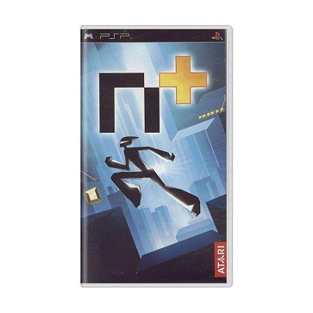 Jogo N+ - PSP