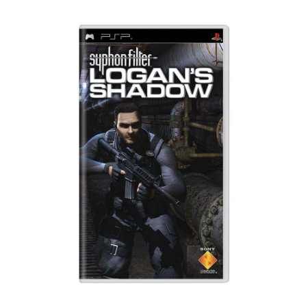 Jogo Syphon Filter: Logan's Shadow - PSP
