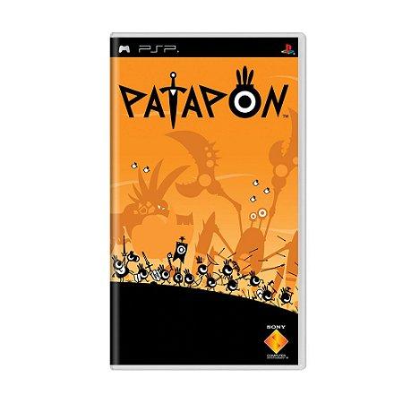 Jogo Patapon - PSP