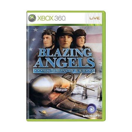 Jogo Blazing Angels: Squadrons of WWII - Xbox 360