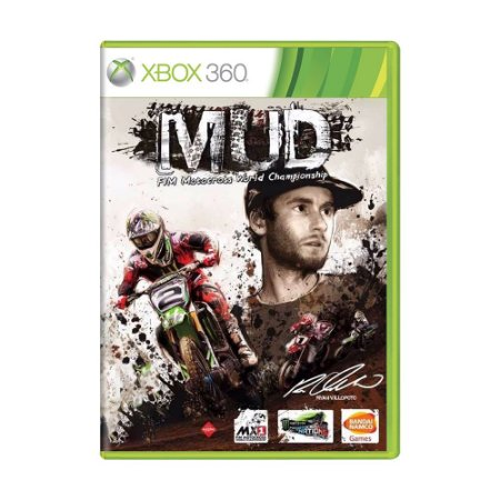 Jogo MUD: FIM Motocross World Championship - Xbox 360