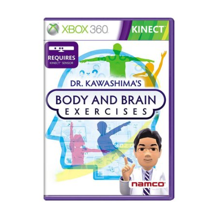 Jogo Body and Brain Connection - Xbox 360