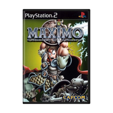 Jogo Maximo: Ghosts to Glory - PS2