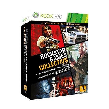 Jogo Rockstar Games Collection (Edition 1) - Xbox 360