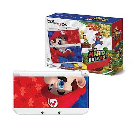 Console New Nintendo 3DS (Super Mario 3D Land) - Nintendo