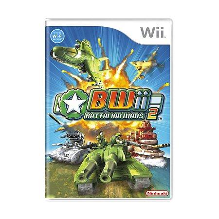 Jogo Battalion Wars 2 - Wii