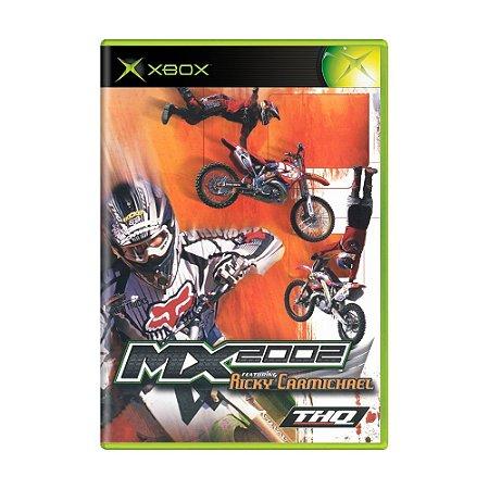 Jogo MX 2002: Featuring Ricky Carmichael - Xbox
