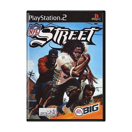 Jogo NFL Street - PS2
