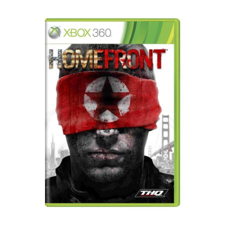 Jogo Homefront - Xbox 360