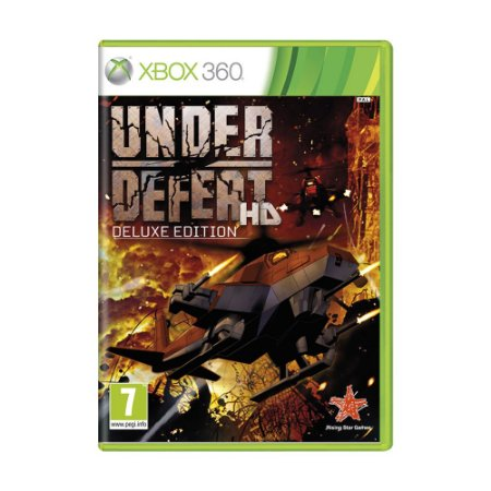 Jogo Under Defeat HD (Deluxe Edition) - Xbox 360 (Europeu)