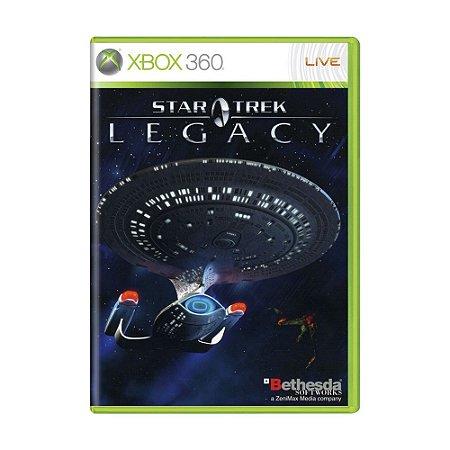 Jogo Star Trek Legacy - Xbox 360