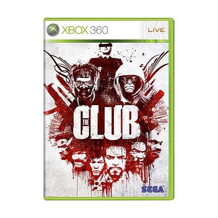 Jogo The Club - Xbox 360