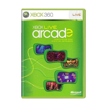 Jogo Xbox Live Arcade Compilation Disc - Xbox 360