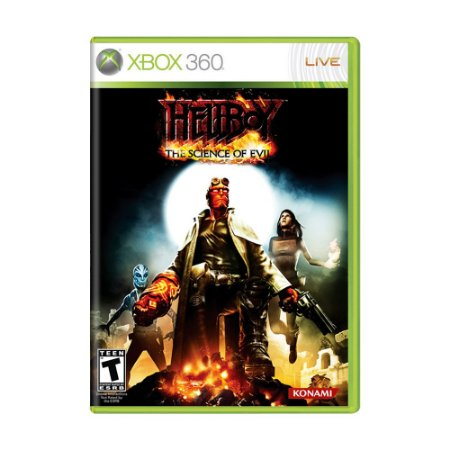 Jogo Hellboy: The Science of Evil - Xbox 360