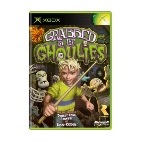 Jogo Grabbed by the Ghoulies - Xbox