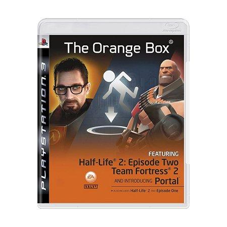 Jogo The Orange Box - PS3
