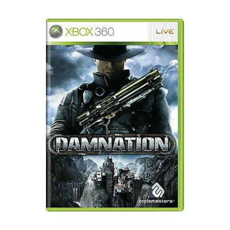 Jogo Damnation - Xbox 360