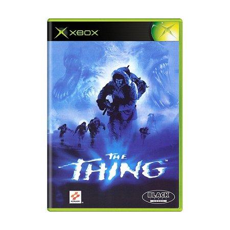 Jogo The Thing - Xbox