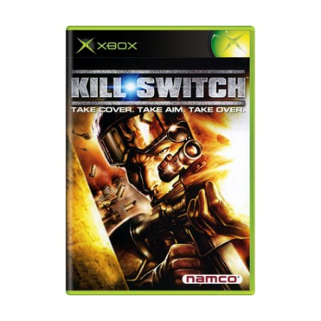 Jogo Kill Switch - Xbox