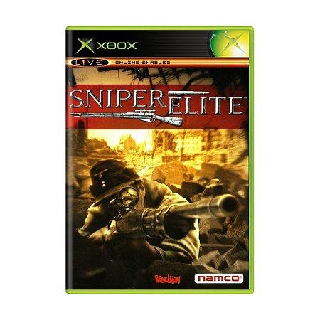Jogo Sniper Elite - Xbox
