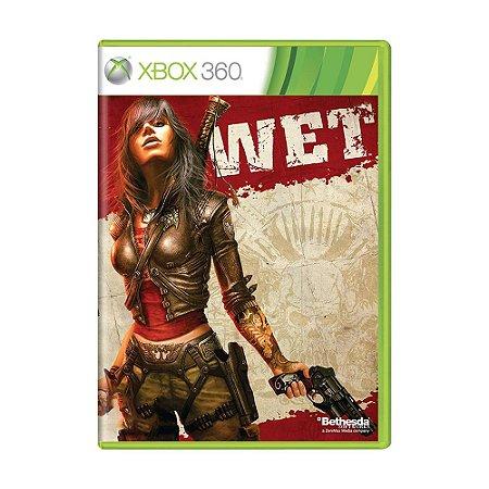Jogo Wet - Xbox 360
