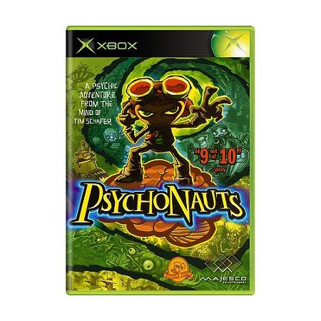 Jogo Psychonauts - Xbox
