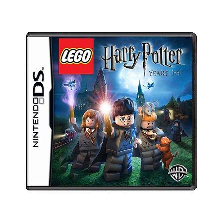 Jogo LEGO Harry Potter: Years 1-4 - DS