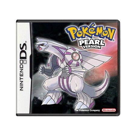 Jogo Pokémon Pearl Version - DS