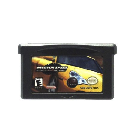 Jogo Need for Speed: Porsche Unleashed - GBA