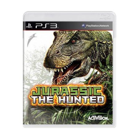 Jogo Jurassic: The Hunted - PS3