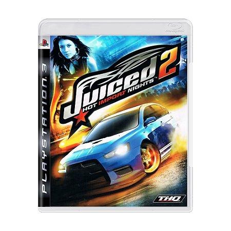 Jogo Juiced 2: Hot Import Nights - PS3