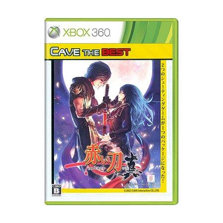 Jogo Akai Katana - Xbox 360 (Japonês)