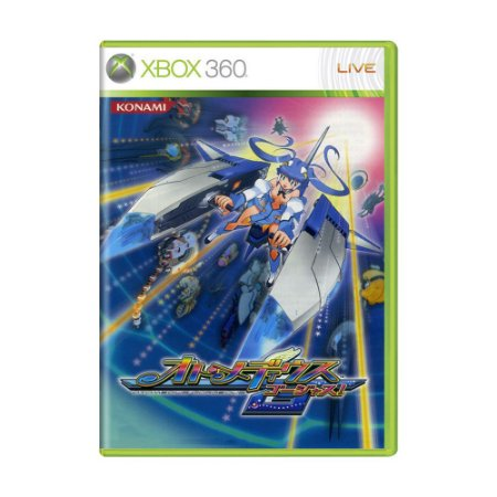 Jogo Otomedius Gorgeous - Xbox 360 (Japonês)