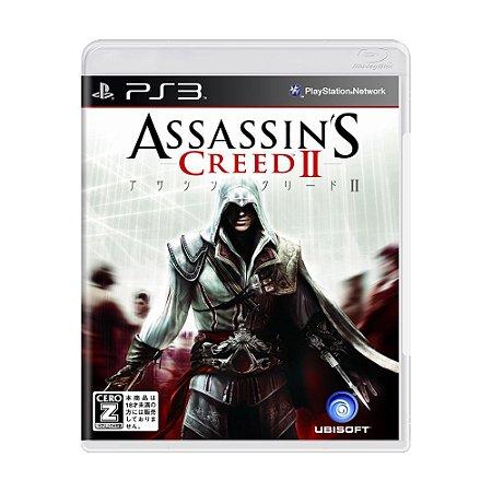 Jogo Assassin's Creed II - PS3 (Japonês)