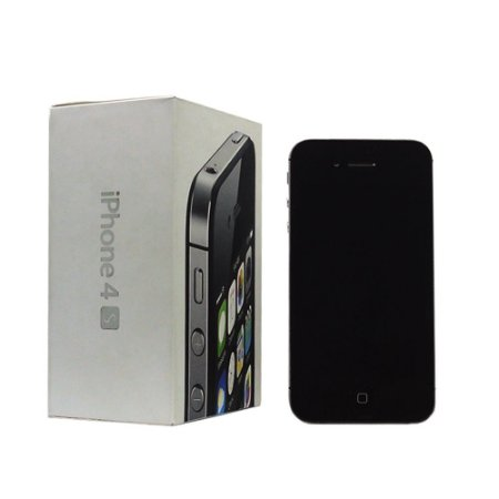 Celular iPhone 4S Preto 8GB - Apple
