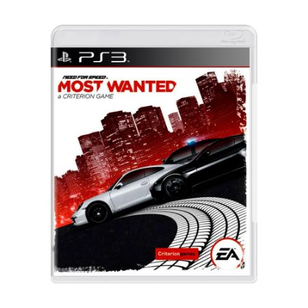 Jogo Need for Speed Most Wanted - PS3