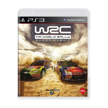 Jogo WRC: FIA World Rally Championship - PS3