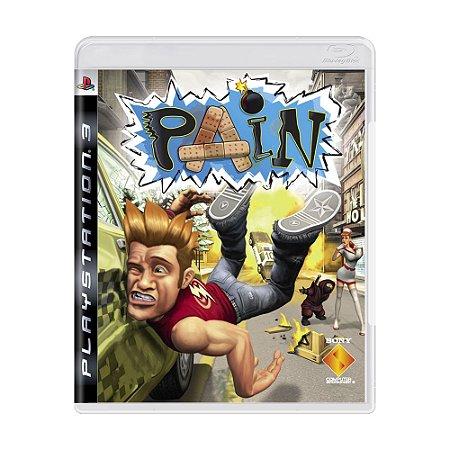 Jogo Pain - PS3