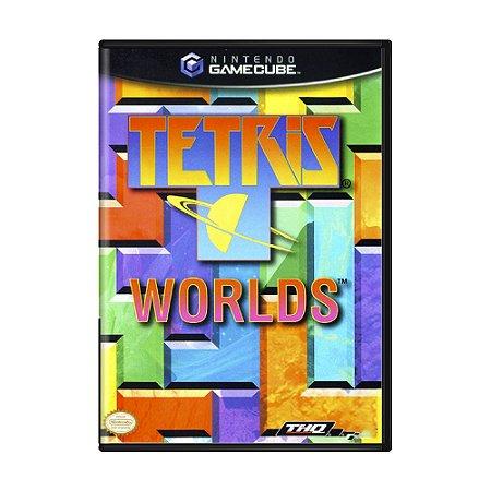 Jogo Tetris Worlds - GameCube