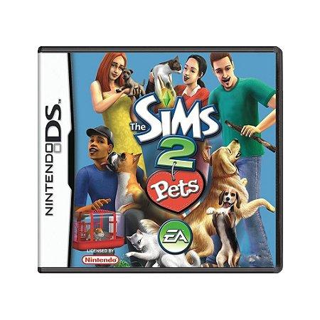 Jogo The Sims 2: Pets - DS