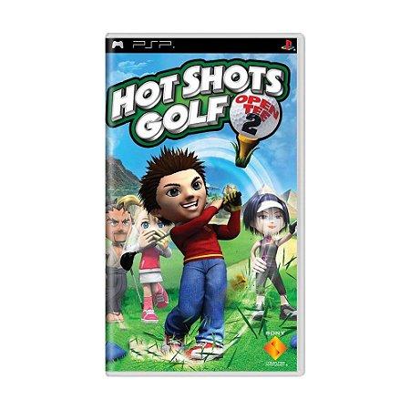 Jogo Hot Shots Golf: Open Tee 2 - PSP