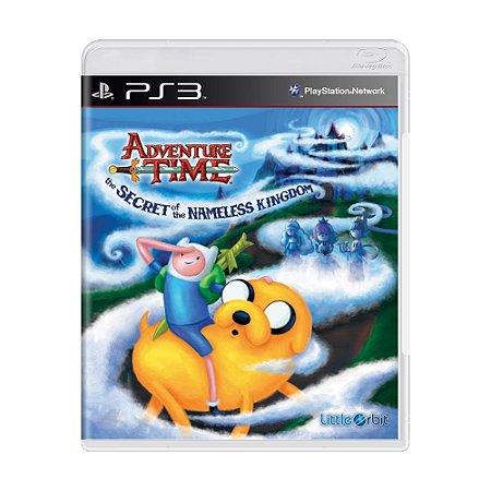 Jogo Adventure Time: The Secret of the Nameless Kingdom - PS3