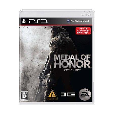 Jogo Medal of Honor - PS3 (Japonês)