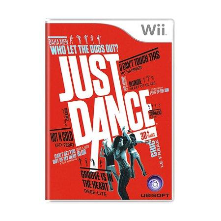 Jogo Just Dance - Wii - MeuGameUsado 9aaf222ec13