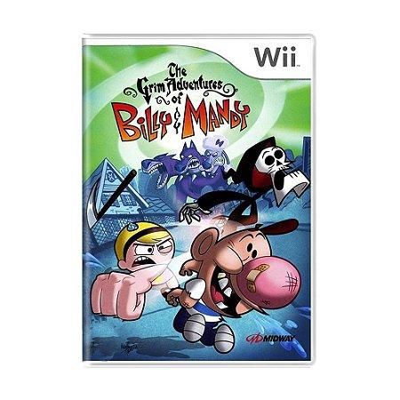 Jogo The Grim Adventures of Billy & Mandy - Wii