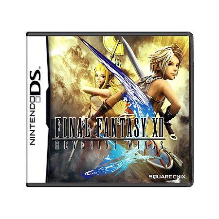 Jogo Final Fantasy XII: Revenant Wings - DS