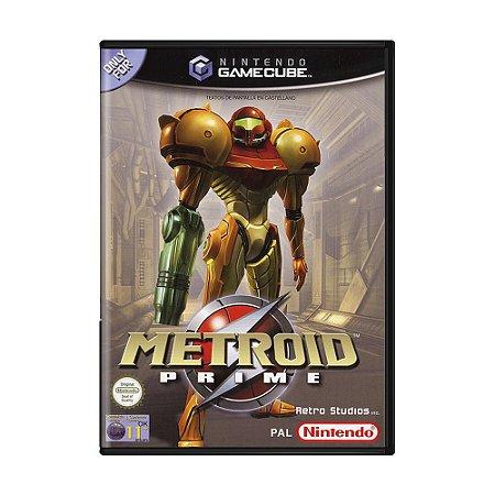 Jogo Metroid Prime - GameCube (Europeu)