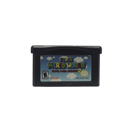 Jogo Super Mario World: Super Mario Advance 2 - GBA