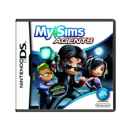 Jogo MySims Agents - DS