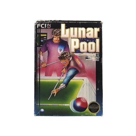 Jogo Lunar Pool - SNES
